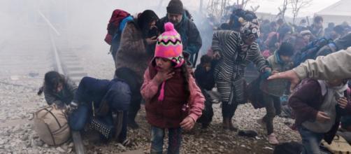 Emergenza migranti: tensione in Grecia
