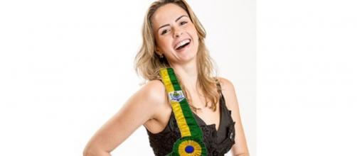 Já imaginou Ana Paula para presidenta?