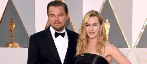 "Momento histórico ""Titanic"", Kate Winslet."