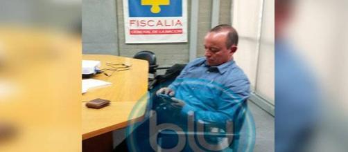 Santiago Uribe, Fiscalía Medellín.Foto BLURADIO