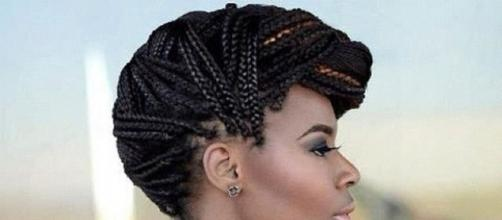 some twisted braided hairstyles for you