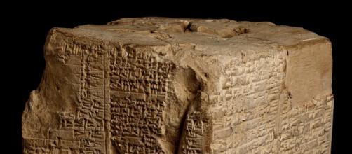 Tablilla de los reyes sumerios