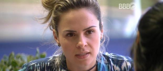 Ana Paula foi indicada pelo Big Fone (Reprodução)