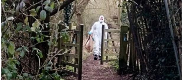 Descoberta macabra em aldeia inglesa