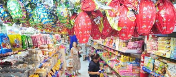 Inflação atige diretamente os ovos de Páscoa