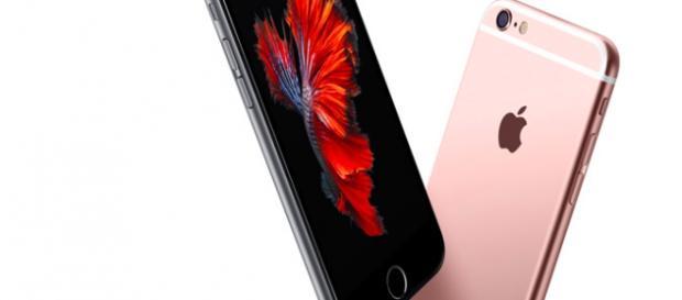 iPhone SE nothing like 6S. Image: Apple