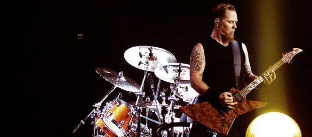 James Hetfield es el líder de Metallica