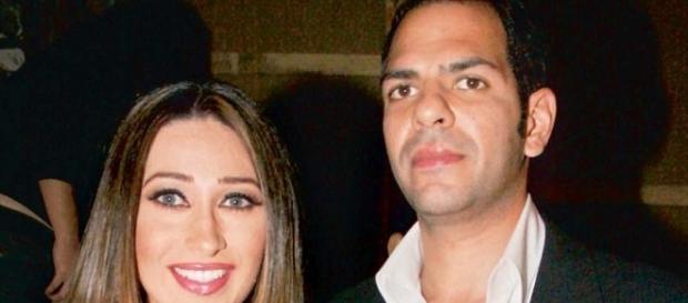 Karishma Kapoor And Sanjay Kapoor (Twitter)