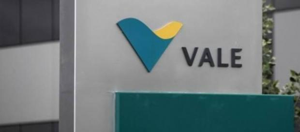 Logotipo utilizado pela mineradora Vale
