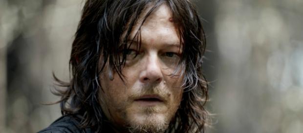 Norman Reedus nei panni di Daryl in TWD