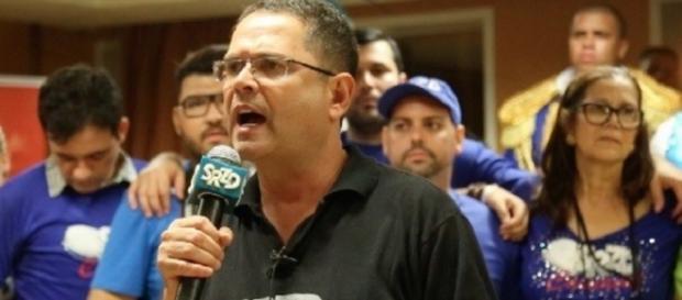 Sidney Rezende detona a Globo em evento