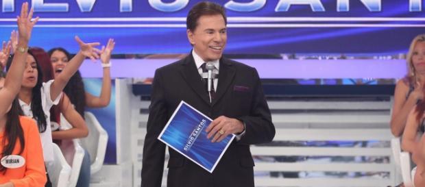 Silvio Santos lidera no domingo do SBT