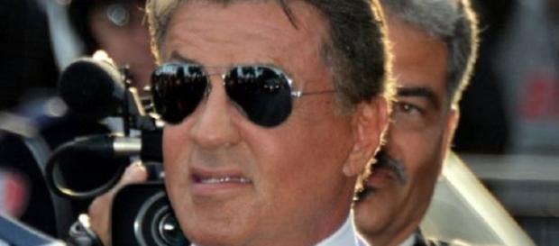 Stallone atreasure or a joke? (Source: Wiki)