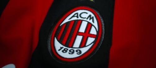 AC Milan logo (courtesy Wikimedia)