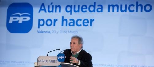 Alfonso Rus, del PP valenciano