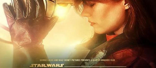 Disney el primer trailer de 'Rogue One'