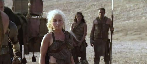 Juego De Tronos Sufre Locura Daenerys Targaryen
