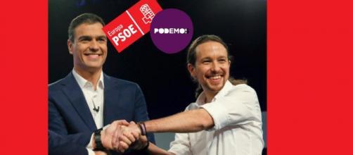 ¿En qué coinciden PSOE y Podemos? Aquí