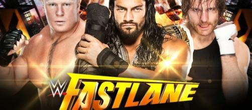Fastlane es el PPV previo a Wrestlemania