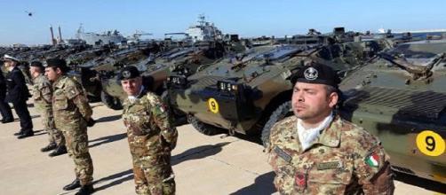 Il Corpo Militare ricerca 1.750 figure in VF1