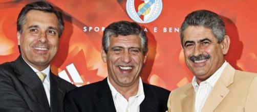 José Veiga foi diretor do Benfica