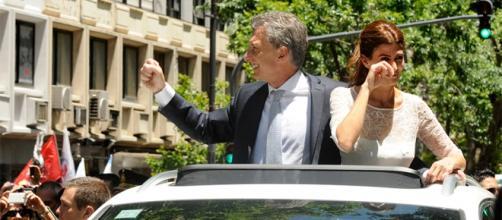 Macri entre quejas, corrupción y aval de violencia