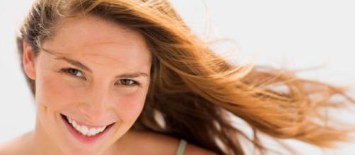 Pelo sano y bonito. Imagen de diariofemenino.com