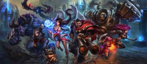 Personajes del videojuego League of Legends