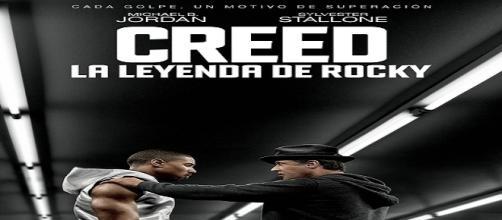 Portada de Creed. La leyenda de Rocky