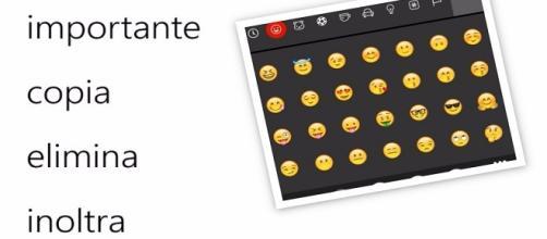 Schermate del nuovo Whatsapp per Windows Mobile