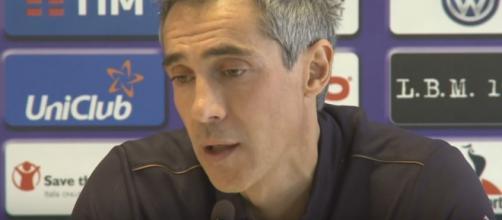 Voti Fiorentina-Carpi Gazzetta: Paulo Sousa