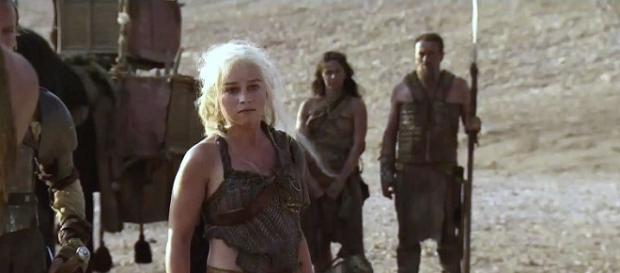 La locura podría llevar a Daenerys a lo impensable