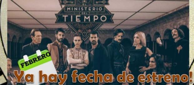 Fecha de estreno para 'El ministerio del Tiempo'