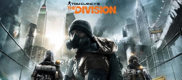 Foto portada del juego the division