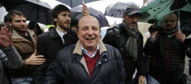 Giancarlo Magalli sarà sindaco di Roma ?