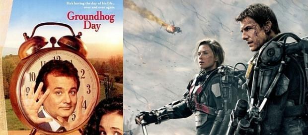 Groundhog Day - Edge of Tomorrow