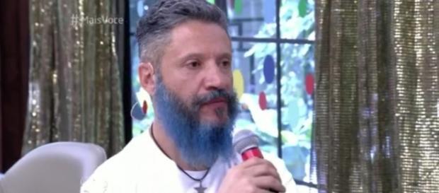 Laércio no BBB - Foto/Reprodução: TV Globo