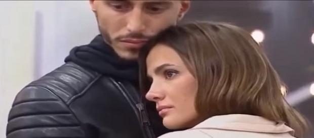 Marco Ferri y Ayllén Milla, pareja mediática