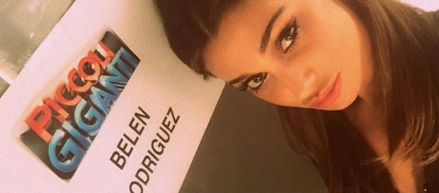 Piccoli Giganti: Belen Rodriguez