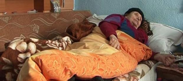 Vasilica Tănase a ajuns să moară de foame