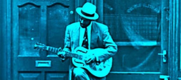«Yo creo que hay un lugar para cantar el blues». B