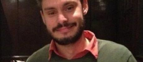 Foto dello scomparso Giulio Regeni