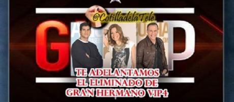 Julián, Lucia y Carlos, nominados de Gh Vip