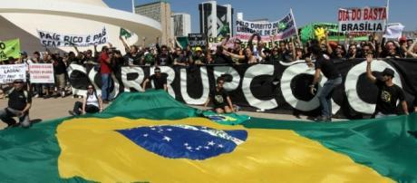 Não queremos viver em outro país, mas outro Brasil