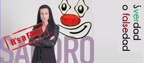 Broma a Sandro Rey en Astro TV