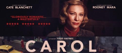 Carol, de Todd Haynes, uno de los films del año.