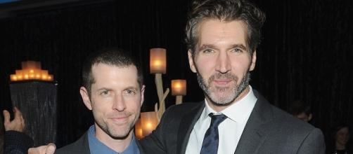 Dan B. Weiss y David Benioff, showrunners de 'GoT'