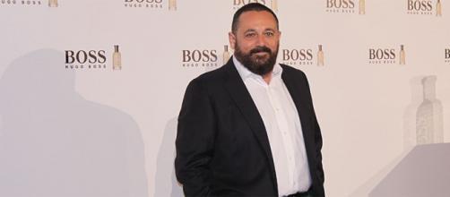 El-actor-Pepón-Nieto HUGO BOSS