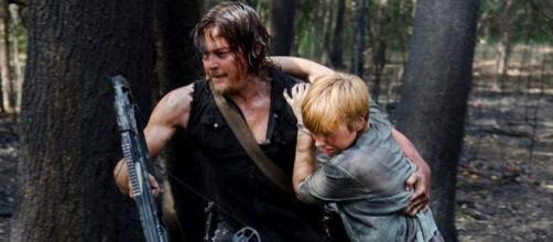 Immagine: Daryl di The Walking Dead