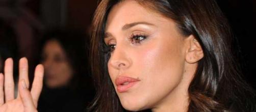 La modella argentina Belen Rodriguez